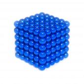НеоКуб 3мм (синий), 216 элементов