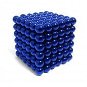 НеоКуб 5мм (синий), 216 элементов
