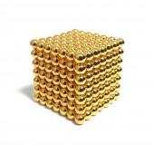 НеоКуб 5мм (золотой), 216 элементов